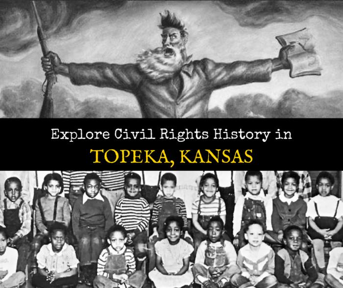 Explore Civil Rights History in Topeka, Kansas: 5+1 Key Sites
