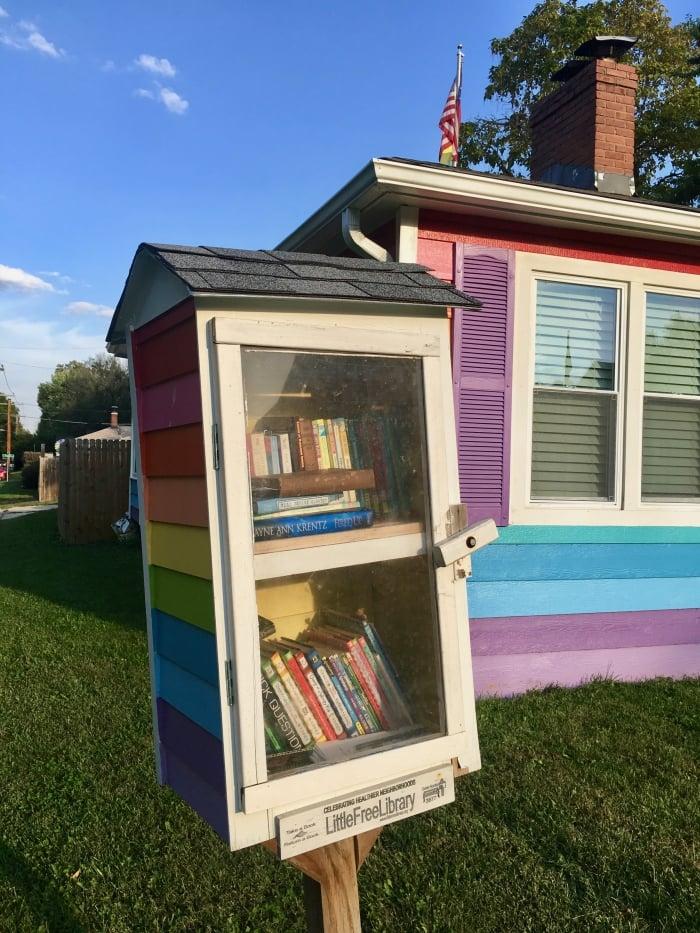 Equality House Topeka book share