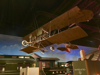 Kansas Museum of History airplane - Explore Civil Rights History in Topeka, Kansas: 5+1 Key Sites