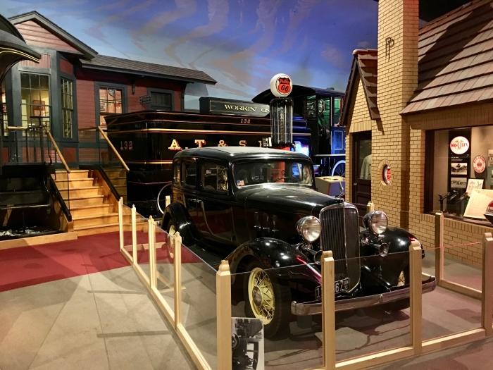 Kansas Museum of History antique car