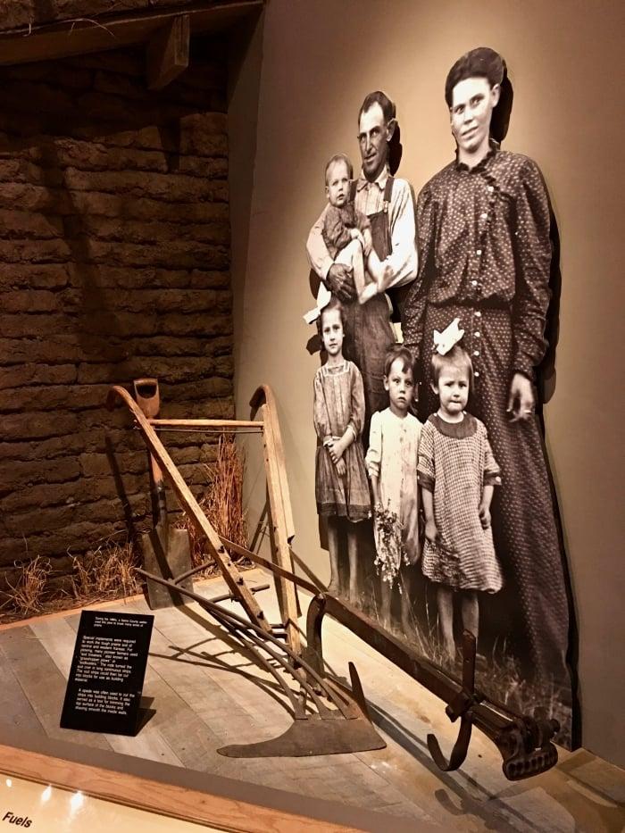 Kansas Museum of History plow