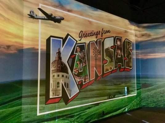 Kansas Museum of History postcard