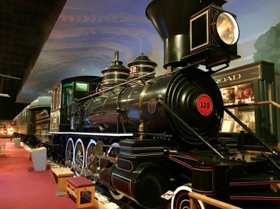 Kansas Museum of History train locomotive - Explore Civil Rights History in Topeka, Kansas: 5+1 Key Sites