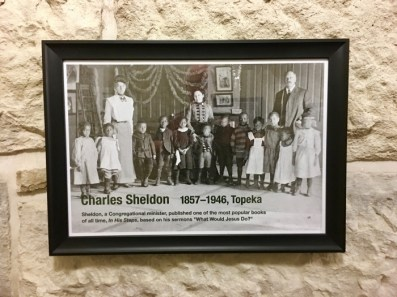 Kansas State Capitol Charles Sheldon  - Explore Civil Rights History in Topeka, Kansas: 5+1 Key Sites
