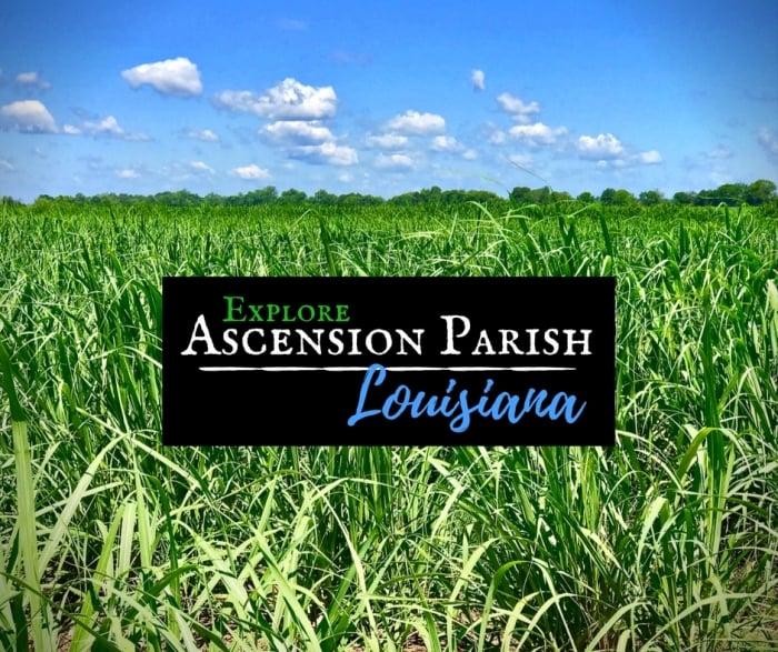 Ascension Parish Louisiana 2 - Backroad Travel Destinations