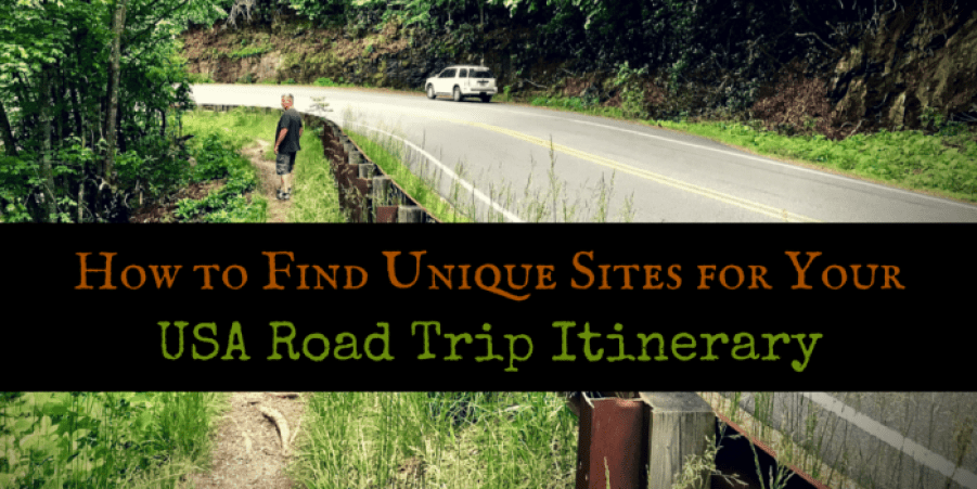How to Find Unique Sites - Design Your Own Georgia Road Trip (USA)