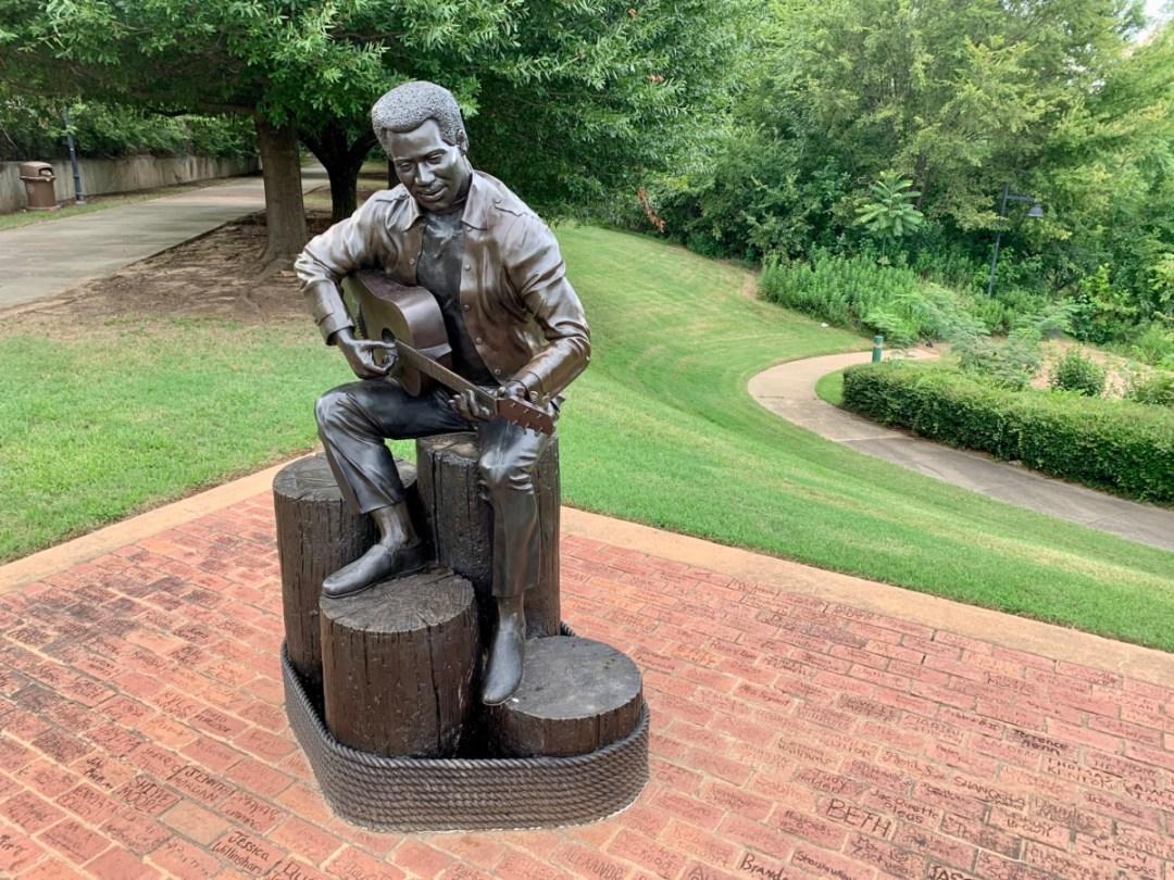 Otis Redding Statue Macon GA - Explore History and Music in Macon, Georgia