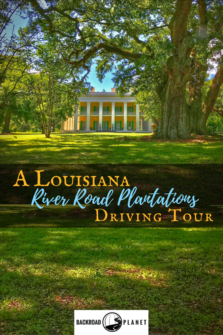 Explore history, architecture, and scenic locations on this Louisiana River Road plantations driving tour. Photos, descriptions, map, and suggested routes included! #travel #TBIN #OnlyLouisiana #drivingtour #scenicroute