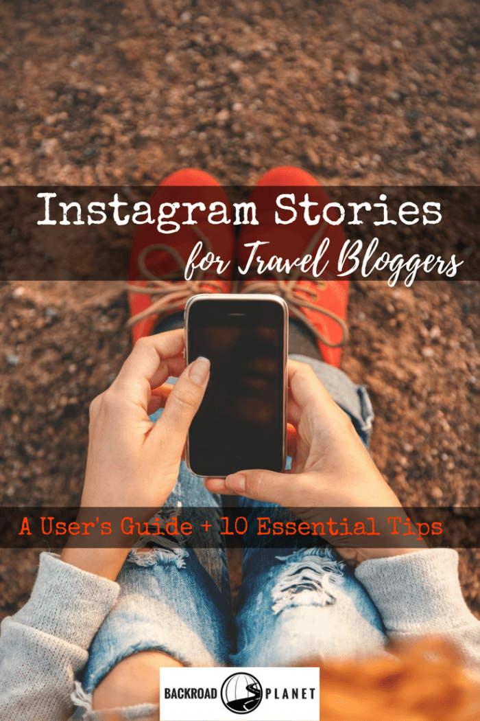 Social media travel professionalMegan Bannister reviews the basics of Instagram Stories for Travel Bloggers & shares 10 tips for using this powerful tool. #travel #TBIN #socialmedia #Instagram #InstagramStories