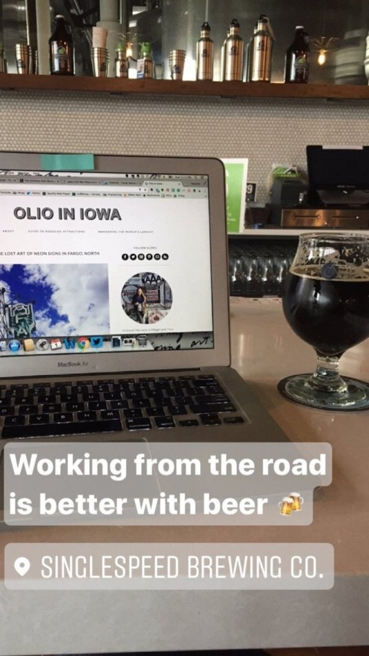 InstagramStories BehindTheScenes - Instagram Stories for Travel Bloggers: A User's Guide + 10 Essential Tips