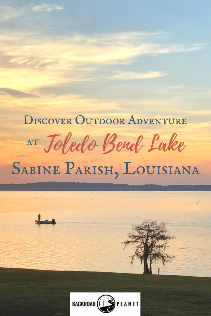 Toledo Bend Lake in Sabine Parish, Louisiana, is a top destination, not just for watersports, but also golf, hiking, scenic drives, and other outdoor adventure. #travel #TBIN #OnlyLouisiana #lakelife