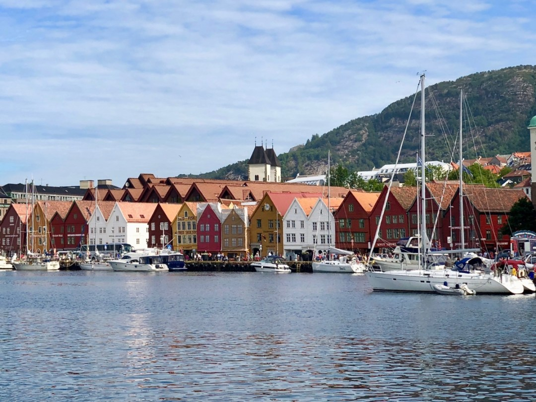 Viking Cruises to Norway & the UK: An
