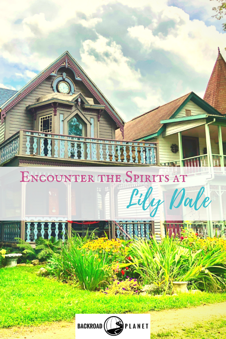 Encounter the spirits at Lily Dale Assembly, a historical upstate New York hamlet that boasts the world's largest concentration of spiritual mediums. #travel #TBIN #ILoveNY #spiritualism