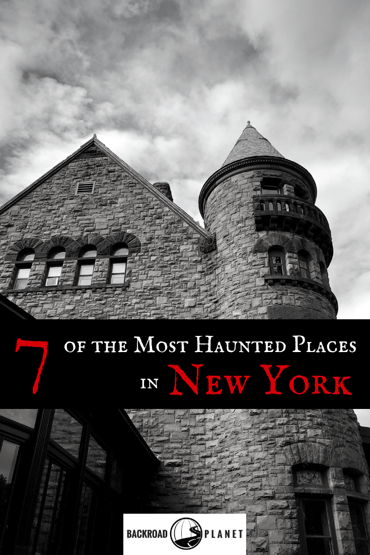 Witness the supernatural on a guided ghost tour, conduct paranormal investigations, and sleep with the spirits at the most haunted places in New York. #travel #TBIN #ILoveNY #FingerLakes #haunted #ghosttours