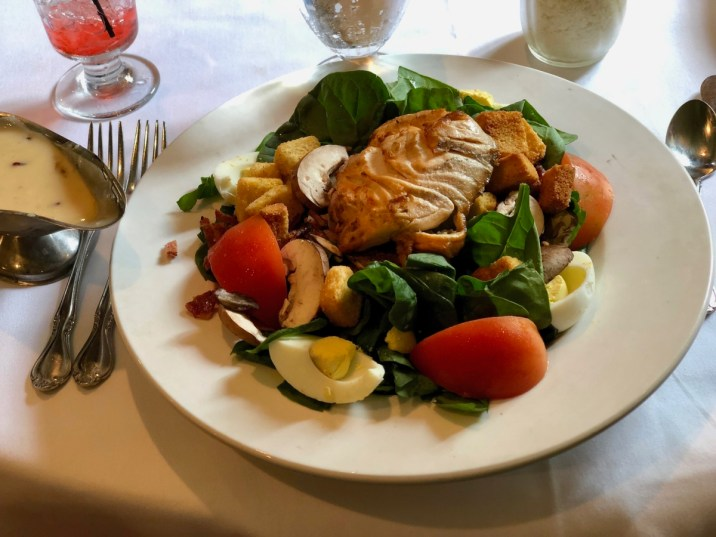 salmon spinach salad - Things to Do in Letchworth State Park