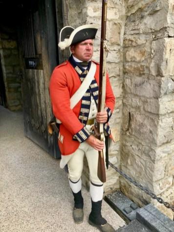 British redcoat - 3 Awe-Inspiring Niagara Falls USA Attractions
