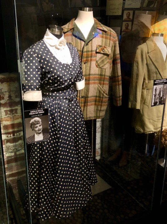 lucille ball dress