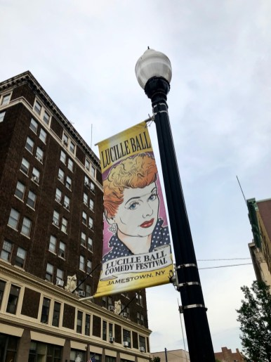 lucille ball festival - Find Fun and Laughter in Upstate New York