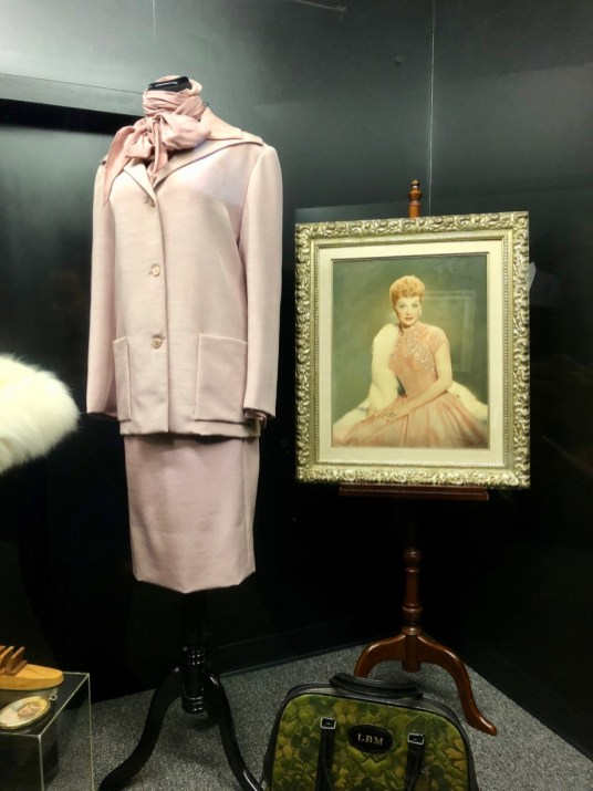 lucille ball portrait suit - Find Fun and Laughter in Upstate New York