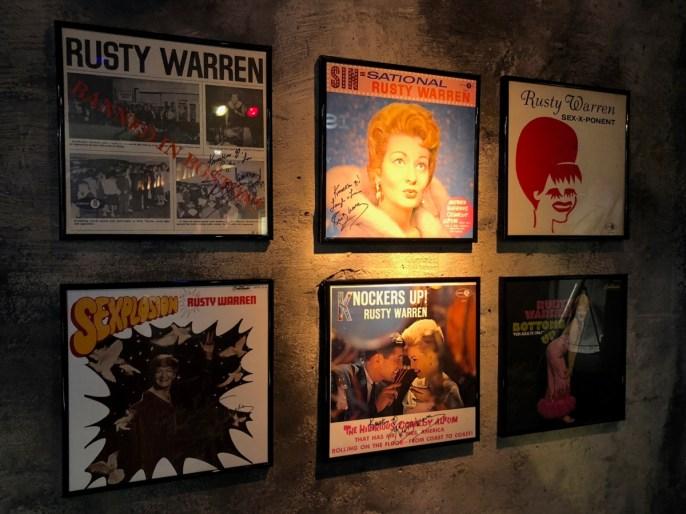 rusty warren albums