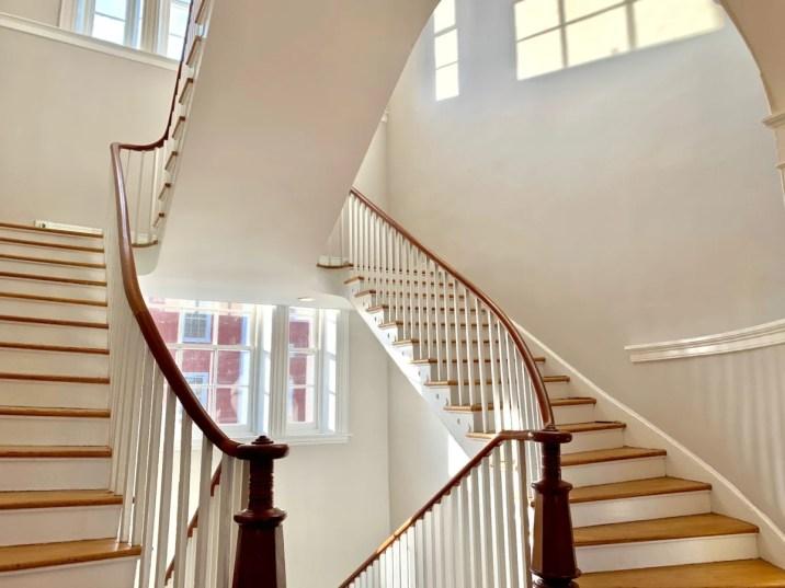 Blackburn Inn Stairwell