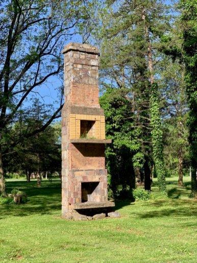 Double Chimney - Fun Things to Do in Staunton Virginia