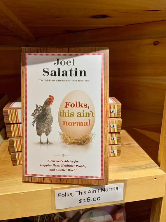 Folks This Aint Normal Salatin - Fun Things to Do in Staunton Virginia