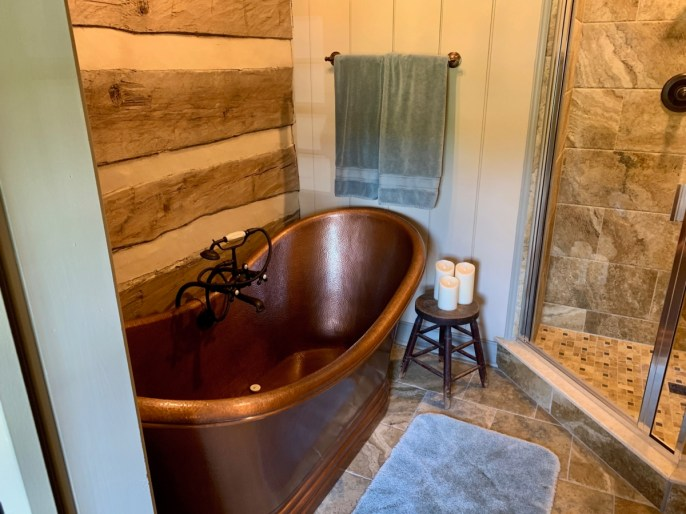 MeadowCroft Bronze Bathtub - Fun Things to Do in Staunton Virginia