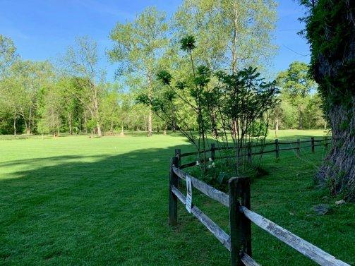 Natural Chimneys Fence - Fun Things to Do in Staunton Virginia