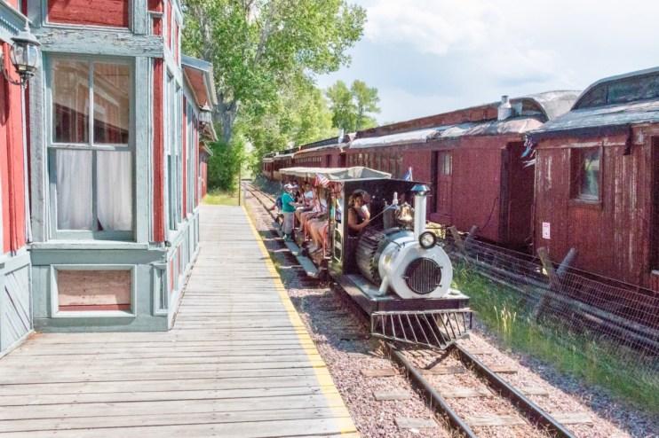 Alder Gulch Short Line Railroad