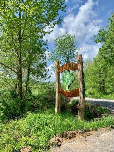 Polyface Farm Sign - Fun Things to Do in Staunton Virginia