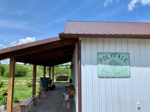 Polyface Farm Store Sign