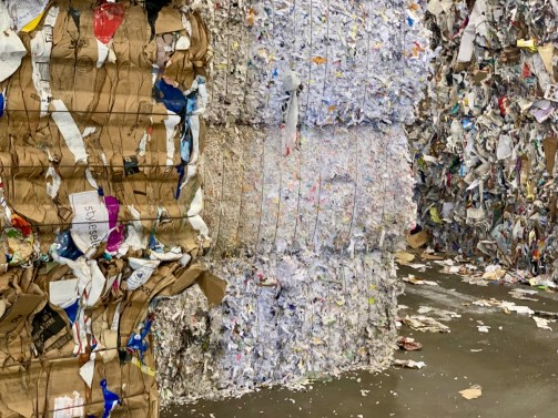 Paper Recycling Bales - Are Milk Cartons Recyclable?: A Guide for Consumers
