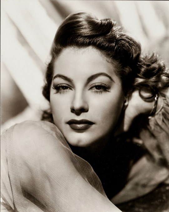 Ava Gardner Heritage Auction Photo