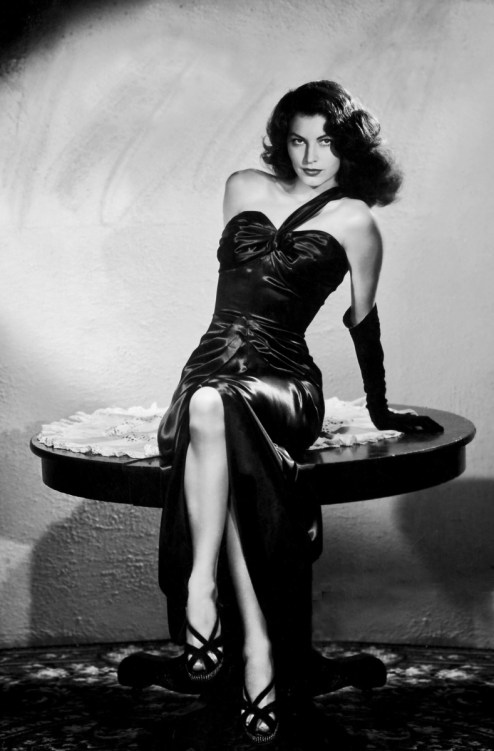 Ava Gardner The Killers glamour photo