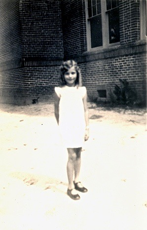 Ava Gardner age 8