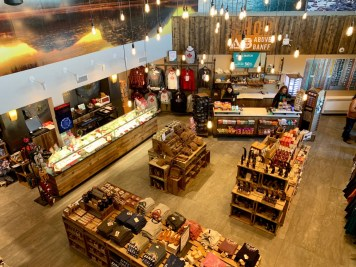 Banff Gondola Gift Shop - The Best Sites & Activities for a Town of Banff Adventure