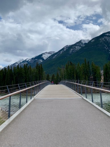 Banff Pedestrian Bridge - The Best Sites & Activities for a Town of Banff Adventure