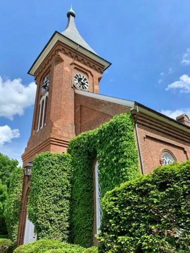 Lee Chapel Exterior