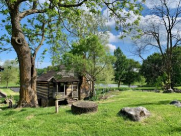 McCormick Farm Blacksmith Shop - Scenic & Historic Things to Do in Lexington, Virginia