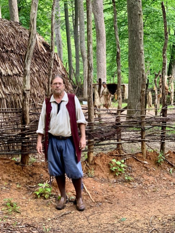 Natural Bridge Living History Interpreter - Scenic & Historic Things to Do in Lexington, Virginia