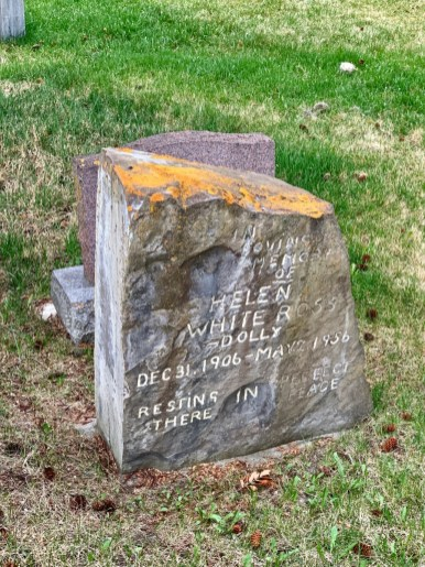 Old Banff Cemetery Headstone - The Best Sites & Activities for a Town of Banff Adventure