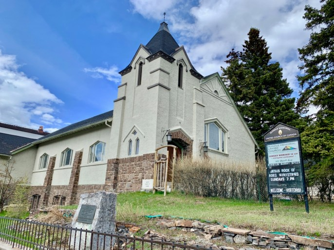 Rundle Memorial United Church Banff - The Best Sites & Activities for a Town of Banff Adventure