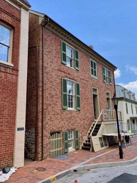 Stonewall Jackson House Museum