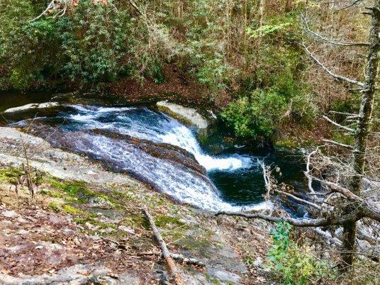 Mill Creek Falls 4 - North Georgia Swimming Holes & Waterfalls You Can Swim In