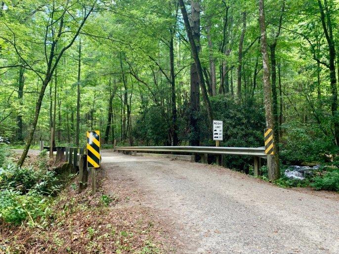Wildcat Creek Bridge - North Georgia Swimming Holes & Waterfalls You Can Swim In