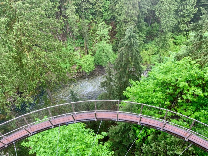Capilano River Cliffwalk