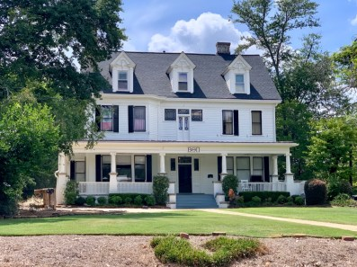 Beta Theta Pi House Athens GA