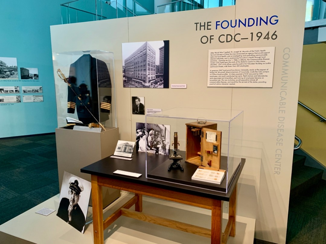 CDC Founding - 3 World-Class Atlanta Museums of History