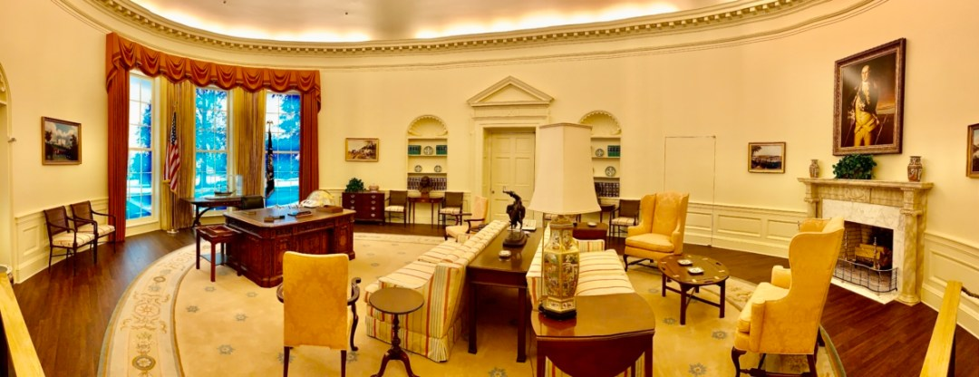 Jimmy Carter Oval Office - A Visit to the Jimmy Carter Presidential Library and Museum